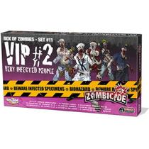 Vip 2 Very Infected - Expansão Jogo Tabuleiro Imp Zombicide