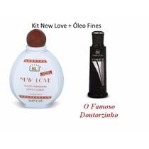 New Love Loção Hidratante Nawts Life + Oleo Fines Massagem