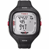 Relógio Timex Gps Masculino Esportivo Ironman T5k754ra/ti