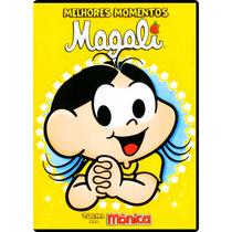 Dvd Turma Da Mônica - Melhores Momentos Magali
