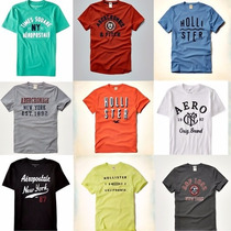 Camisa Hollister Abercrombie Aeropostale Original Masculina