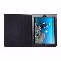 Capa Book Case Couro Apple Ipad 2 3 4 Retina 9.7