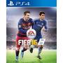 Fifa 2016 Português Playstation Ps4 Lacrado Original Fifa 16