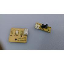 Sensor Do Controle Remoto Tv Monitor Philco Ph 19c Lcd