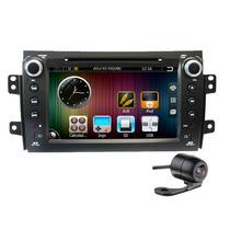 Central Kit Multimidia Suzuki Sx4 Tv Digital Gps Bluetooth