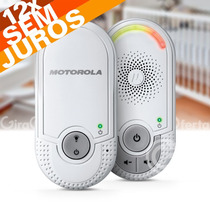 Babá Eletrônica Sem Fio Plug And Play Motorola Noturna Baby