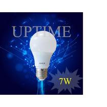 Kit 10 Lampada Led 7w Bulbo Bivolt E27 90% Mais Econômico