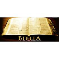 Bíblia Feminina Masculina Letra Grande!