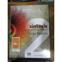 Livro: Sintesis 2 - Ivan Martin.