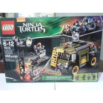 Lego Tartaruga Ninja 79115