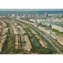 17599- Postal Brasilia, D F - Vista Aerea Avenida W-3