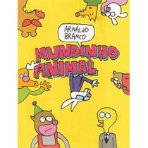 Livro Mundinho Animal Quadrinhos Arnaldo Branco