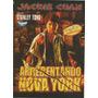 Dvd - Arrebentando Nova York - Jackie Chan - Lacrado