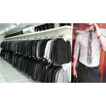 Terno Clássic + Gravata Slim Fit + Capa Luxo Pronta Entrega