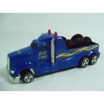 Miniatura Caminhão Lança Cabos - Escala 1/64