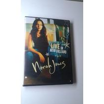 Dvd Norah Jones - Live In New Orleans - Novo