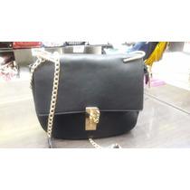 Bolsa Feminino Transversal Lateral Haute Black !!