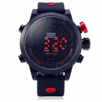 Relógio Ohsen Analógico/led Prova D