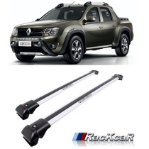 Rack De Teto Travessas Renault Duster Oroch Projecar Prata