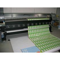 Impressora Digital Solvente 1440dpis