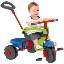 Triciclo Smart Plus Vermelho 280 - Bandeirante