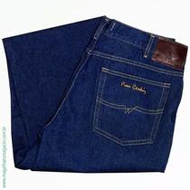 Calça Jeans Masculina Pierre Cardin Tradicional Authentic