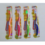 Escova Dental Frescor Massageador-limpa Lingua Com 12 Unid