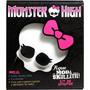 Livro Fique Na Moda Com A Skullette Monster High - Dcl