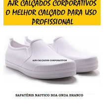 Crocs Profissional Sapatênis Fechado Babuch Work Kemo Branco