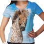Camiseta Cavalo Appaloosa Sky Feminina