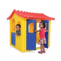 Casinha De Boneca Encantada Brinquedo Infantil Xalingo