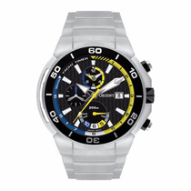 Relógio Orient Yatch Timer Mergulho 300m Titanium - Mbttc007