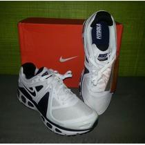Tênis Nike Air Max Tailwind+ 4 - Branco / Azul /preto - 42