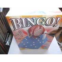Jogo Globo Bingo Completo 48 Cartelas Brinquedos Lugo