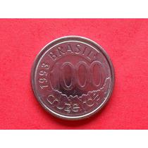 Moeda De 1000 Cruzeiros De 1993 - Acará - U. T. G.