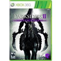 Darksiders 2 Limited Edtion Xbox 360 Mídia Física Lacrado