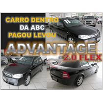 Astra Sedan Advantage 2.0 Flex Ano 2011 Financiamento Facil