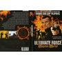 Filme Dvd Ultimate Force - Máquina Mortal Usado Original