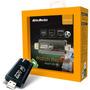 Receptor Gravador Tv Full Hd Usb + Controle Remoto + Antena