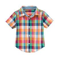 Camisa Original Gymboree - 12-18 - Importado Dos Eua