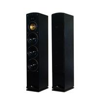 Par De Caixas Acústicas Torre Pure Acoustics Próxima - Preto