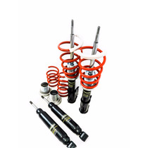 Kit Suspensão Rosca Regulável Polo/gol G5/fox/golf/a3
