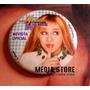 Botton Hannah Montana Primeira Temporada Raro