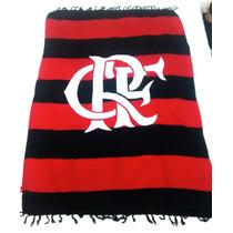 Canga De Praia Modelo Exclusivo Licenciado Flamengo