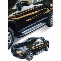 Estribo Fiat Toro Innox Executive Acabamento Original