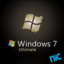 Chave/licença Vitalícia - Windows 7 Ultimate