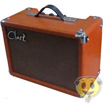 Cubo Amplificador De Violao Guitarra Clark A15 Loja Kadu Som