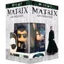 Matrix - Trilogia - Blu Ray + Funko Pop Neo - Lacrado