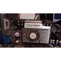 Placa De Video Nvidia Gforce 64mb Dvi