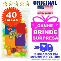 # 40 Balas # *granel* - Saquinho - Desafio Jelly Belly